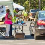 Annual Meeting Drive-thru registration